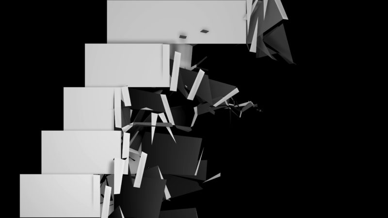 3D effect mapping visuals